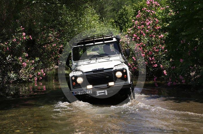 Jeep safari w Bodrum