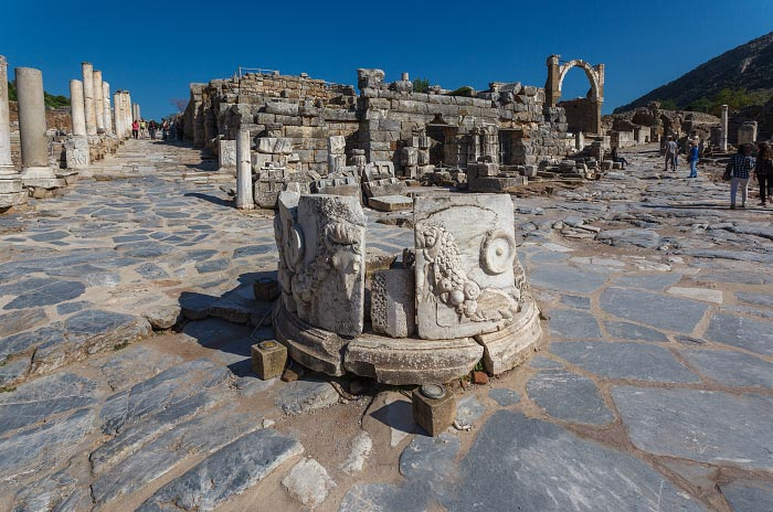 Wycieczka fakultatywna z Bodrum do Efez